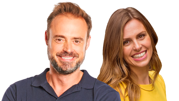 Heart London Breakfast with Jamie Theakston & Ellie Taylor