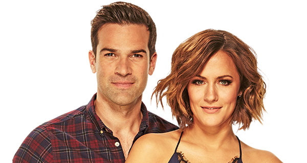 Sunday Morning with Gethin Jones and Caroline Flack