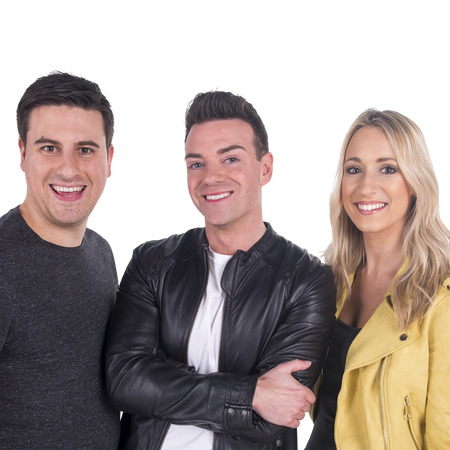 Capital Breakfast with Des Clarke, Steven & Amy