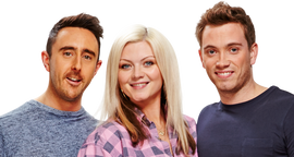 Capital Breakfast With Matt, Polly & Geraint