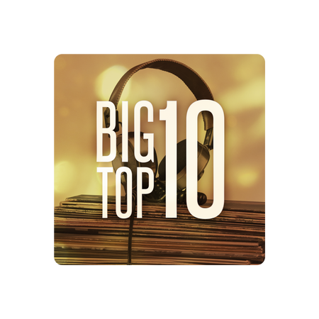 Gold's Big Top 10 of Soul and Motown