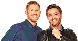 Capital Breakfast with Dino & Pete