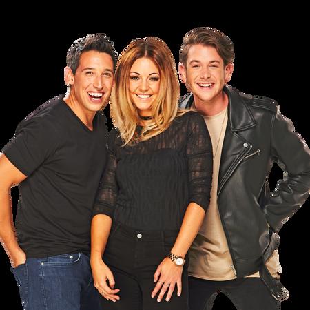 Adam, Gemma & Dylan