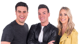 Capital Breakfast with Des, Steven & Amy