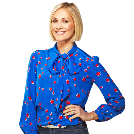 Smooth Breakfast with Jenni Falconer