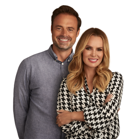 Heart Breakfast with Jamie Theakston and Amanda Holden